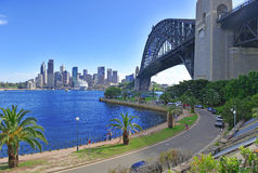 Sydney schronienia most, Australia Fotografia Royalty Free