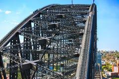 Sydney schronienia most, Australia Zdjęcie Stock