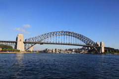 Sydney schronienia most - Sydney NSW Australia Obrazy Stock