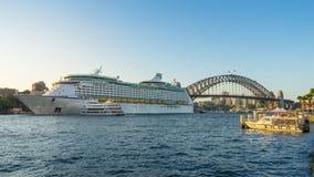 Sydney schronienia pejzaż miejski Obrazy Stock