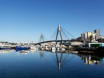 Sydney schronienia promy, Blackwattle zatoka, Sydney, Australia Zdjęcie Royalty Free