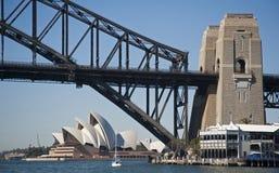 Sydney schronienie obrazy stock