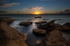 Sydney Seascape. Royalty Free Stock Photo