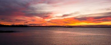 Sydney seascape Stock Photography