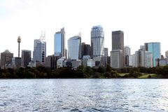 Sydney Skyline. Stock Photo