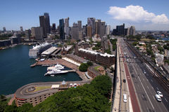 Sydney Skyline Royalty Free Stock Photography