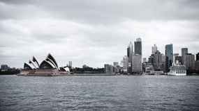 Sydney-Skyline Stockfotos