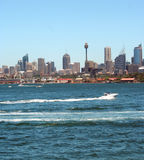 Sydney Skyline, Australia Stock Photo