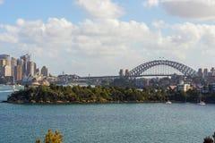 Sydney skyline, Australia Stock Images