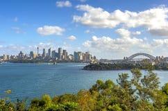 Sydney skyline, Australia Royalty Free Stock Photo