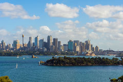 Sydney skyline, Australia Stock Photography