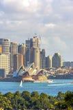 Sydney skyline, Australia Stock Image