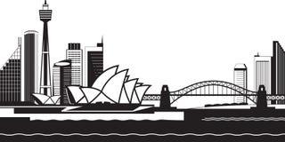 Free Sydney Skyline By Day Stock Image - 109629981