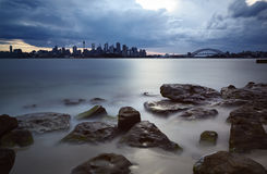 Sydney Skyline Royalty Free Stock Photos