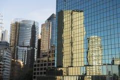 Sydney skyscrapers, Australia Stock Photos
