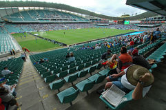 Sydney soccer stadium Stock Photography
