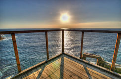Sydney-Sonnenaufgang lizenzfreie stockfotografie