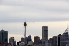 Sydney står hög Arkivbild