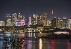 Sydney stad Royaltyfri Bild
