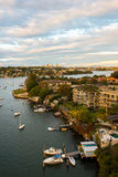Sydney stad Arkivfoto