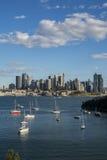 Sydney stad royaltyfri foto