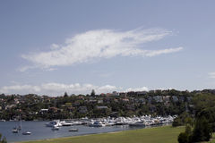 Sydney Suburb Stock Photography