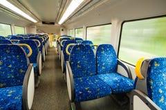 Sydney subway cars Stock Photos