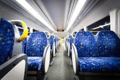 Sydney subway cars Stock Image