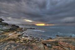 Sydney Sunrise Royalty Free Stock Photo