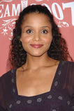 Sydney Tamiia Poitier Stock Photography
