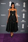 Sydney Taniia Poitier arrives at the 14th Annual Costume Designers Guild Awards Royalty Free Stock Photography