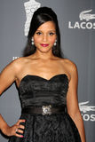 Sydney Taniia Poitier arrives at the 14th Annual Costume Designers Guild Awards Royalty Free Stock Photos