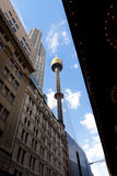 Sydney Tower Royalty Free Stock Photography