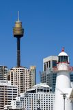Sydney Tower Stock Photography
