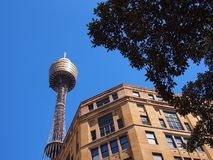 Sydney Tower, Australia Royalty Free Stock Images