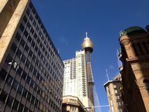 Sydney Tower Stock Photo