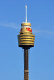Sydney Tower. In Sidney, NSW, Australia Royalty Free Stock Photos