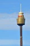 Sydney Tower Sydney New South Wales Australia Stock Photo