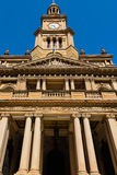 Sydney Town Hall building, Australia Royalty Free Stock Photography
