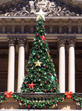 Sydney Town Hall at Christmas. Sydney Town Hall, Christmas in Summer, Australia Royalty Free Stock Photography