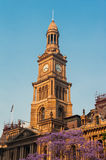 Sydney Town Hall Royalty Free Stock Photo