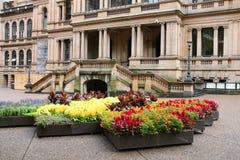 Sydney Town Hall fotos de archivo libres de regalías