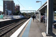 Sydney Train Station Stock Photos