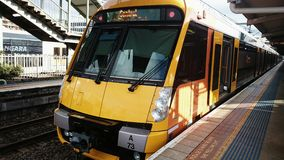 Sydney Train Royalty Free Stock Photography
