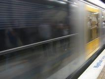 Sydney-Untergrundbahn Stockfotos