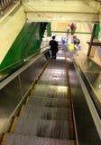 Sydney-Untertageuntergrundbahn Lizenzfreies Stockbild