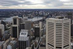 Sydney View Lizenzfreies Stockbild