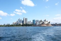 Sydney. Royalty Free Stock Photo