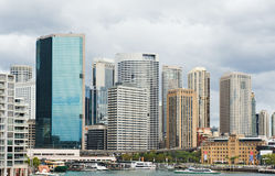 Sydney view at the noon Royalty Free Stock Photo