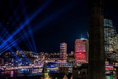 Sydney vif photos libres de droits